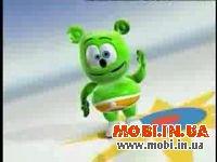 Зелёный медведь