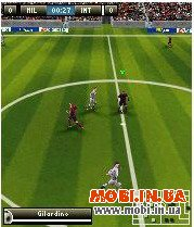 Fifa 07 Advanced 3D S60v3