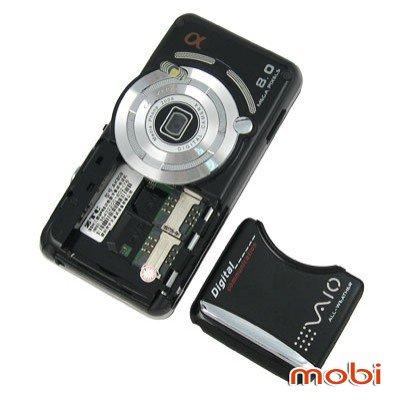 Sany Ericssan A8000i –  китаский клон Sony Ericsson Xperia X1