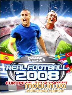 Real football 2008 3D v1.0.3