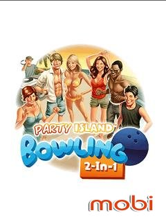 Party Island Bowling 2 in 1