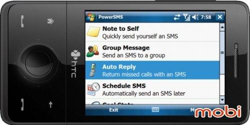 Trinket Software PowerSMS
