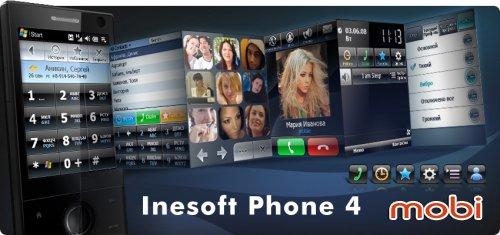 Inesoft Phone v5.0 Beta 7 RUS