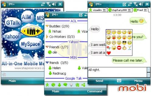 IM+ All-in-One Mobile Messenger v5.44.1