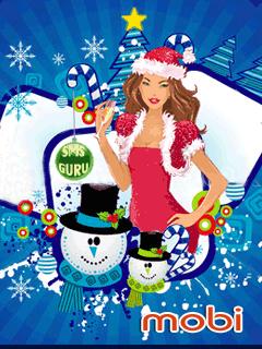 SMS-Гуру: Новогодний