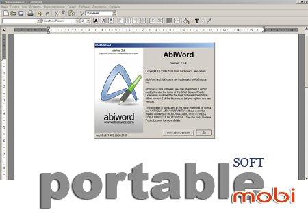 AbiWord Portable 2.6.6 Multilanguage