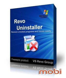 Portable Revo Uninstaller 1.80