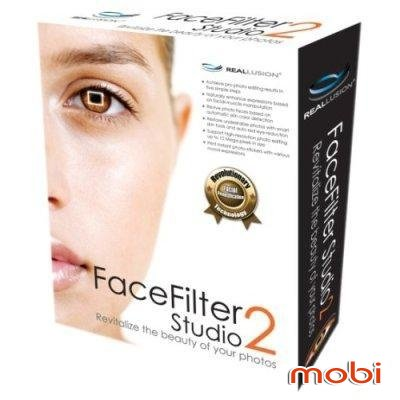 Face Filter Studio v.7.1.100.1248 Rus (Portable)