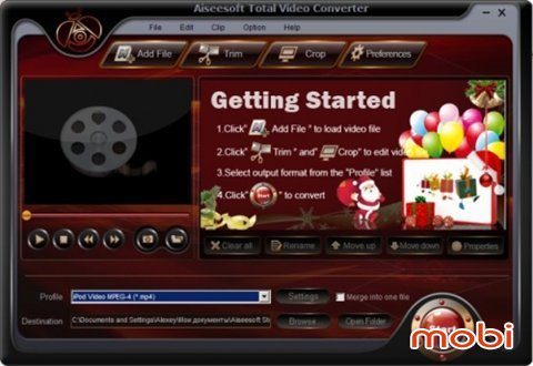 Aiseesoft Total Video Converter 3.2.24 (Portable)