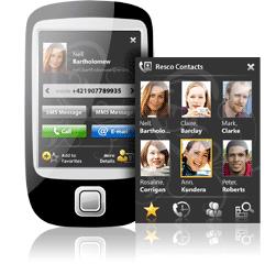 Resco Contact Manager v0.93 Beta