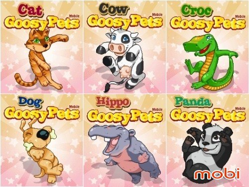 Тамагочи Goosy Pets