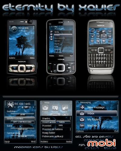 Eternity Symbian theme