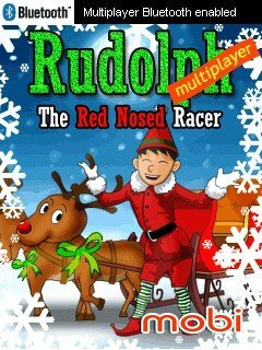 Rudolph The Red Nosed Racer
