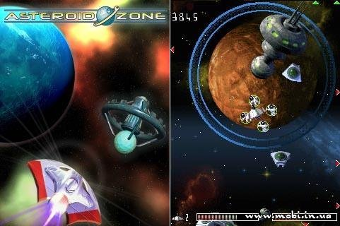 Asteroid Zone