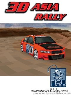 3D Asia Rally