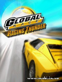 Global Race: Raging Thunder