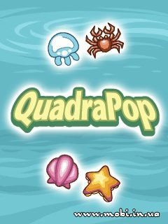 QuadraPop (abstract, music, ocean, robotic)