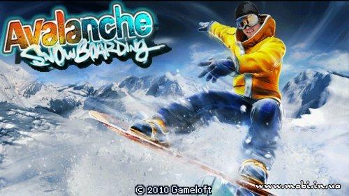Avalanche Snowboarding v2.3.0