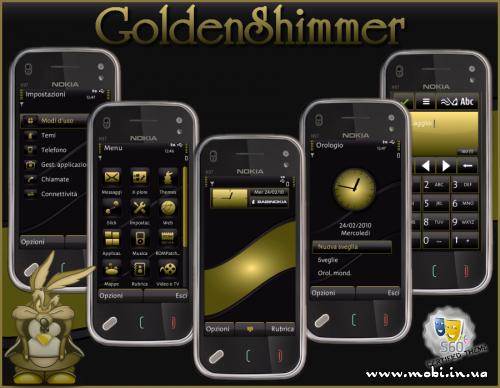Golden Shimmer
