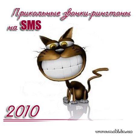 Прикольные звонки-рингтоны на SMS (2010) MP3