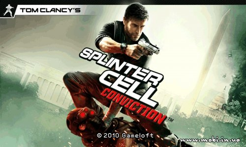 Tom Clancy's Splinter Cell Conviction v.2.5.0