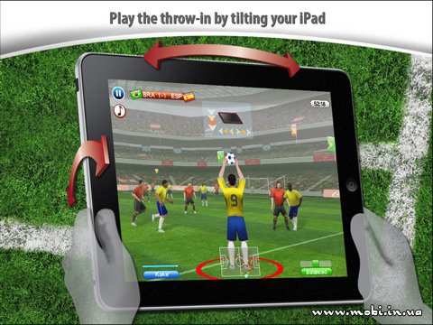 Real Soccer 2010 HD 1.0.1
