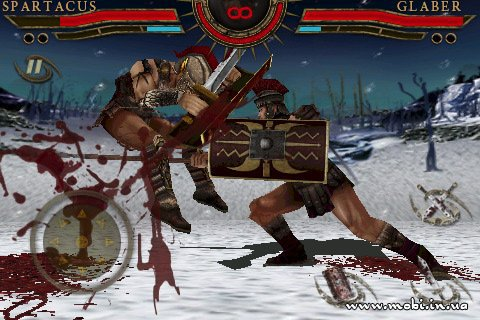 Spartacus: Blood and Sand 1.0.4