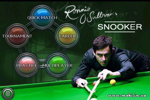 Ronnie O'Sullivan's Snooker 1.4.4