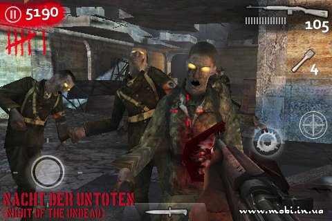 Call of Duty: World at War: Zombies 1.5.0