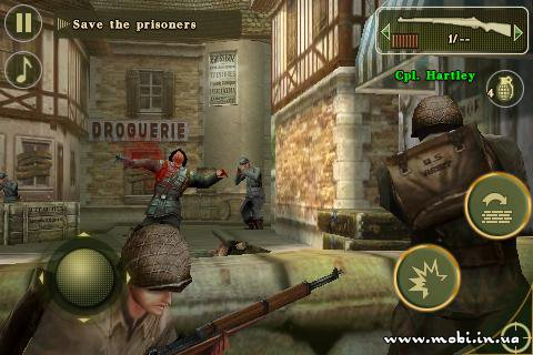 Brothers In Arms 2® Global Front 1.1.2