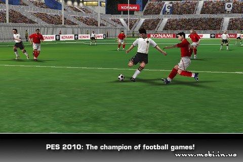 Pro Evolution Soccer 2010 1.3.0