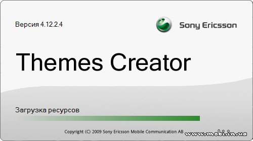 Sony Ericsson Themes Creator 4.12.2.4 + Rus