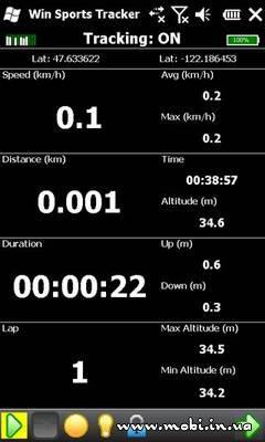Win Sports Tracker v.2.2.0.0