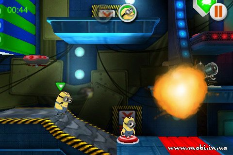 Despicable Me: Minion Mania 1.1.0