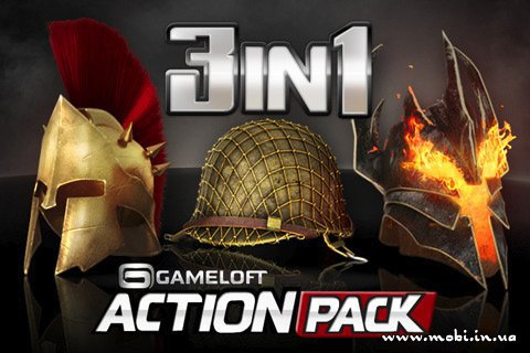 Gameloft Action Pack 1.0.0