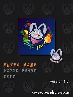 Smart Bunny Dig In