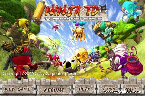 Ninja TD 1.65