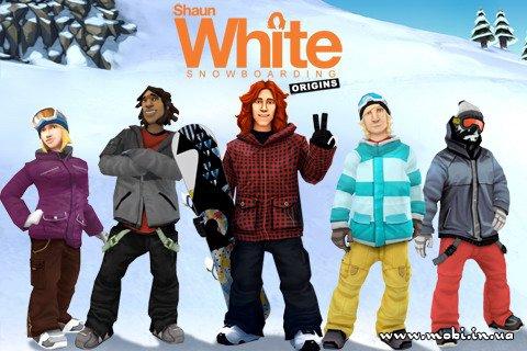 Shaun White Snowboarding: Origins 1.4