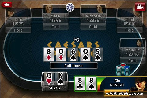 World Series of Poker Hold'em Legend 1.9.1