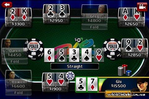 World Series of Poker Hold'em Legend 1.9.1