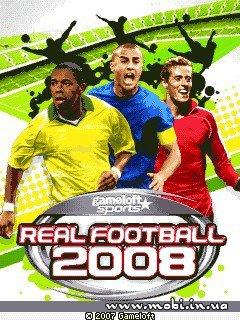 2008 RealFootball 2D/3D