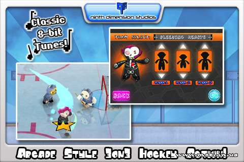 The Hockey Experiment 1.0