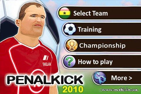 Penalkick 2010 1.0