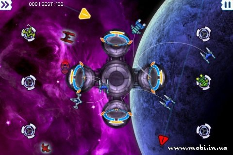 Blockade – Interstellar Cargo Transport And Navigation 1.0