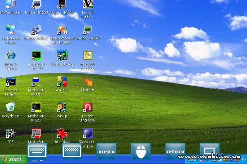 Remote Desktop – RDP 2.4