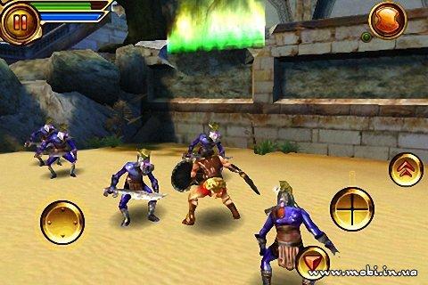 Hero of Sparta 2 1.0.2