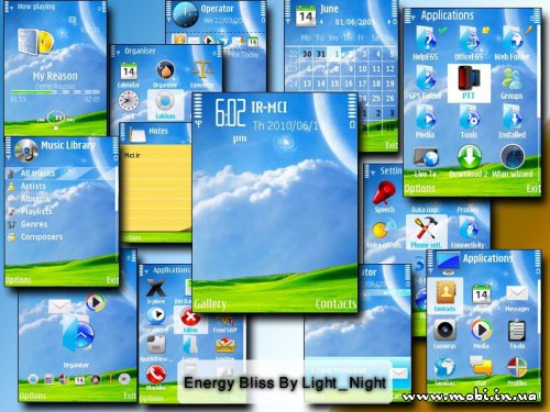 Energy Bliss by Light_Night
