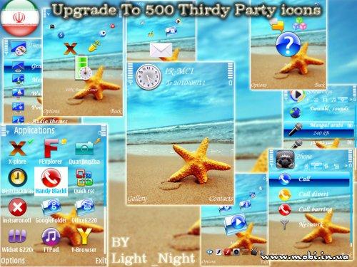 Starfish by Light_Night