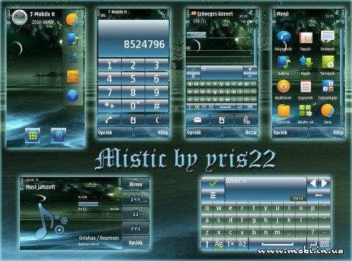 Mistic by Yris22