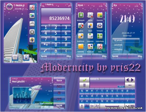 Moderncity by Yris22
